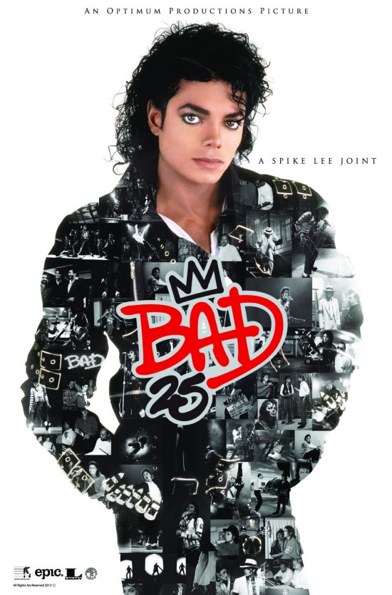 Watch the trailer for Spike Lees Michael Jackson: BAD25