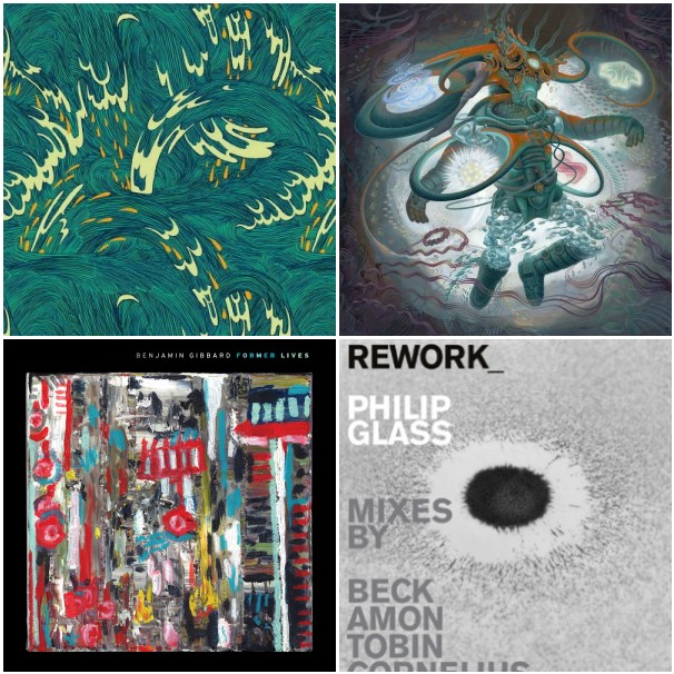 new albums streaming1 Stream new albums from Trey Anastasio, Coheed and Cambria, Ben Gibbard