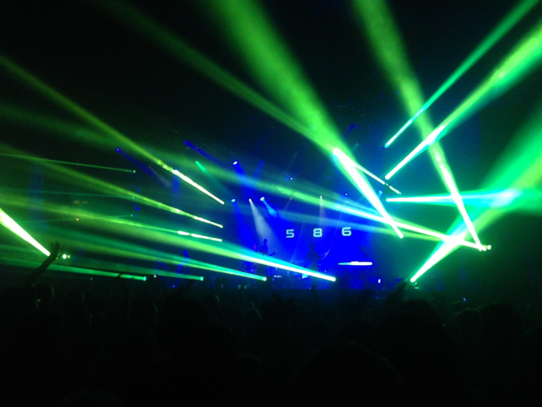 new order roffman 21 Live Review: New Order at Chicagos Aragon Ballroom (10/21)