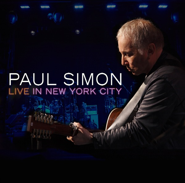 paul simon live in nyc cover Giveaway: Paul Simon Live in New York City