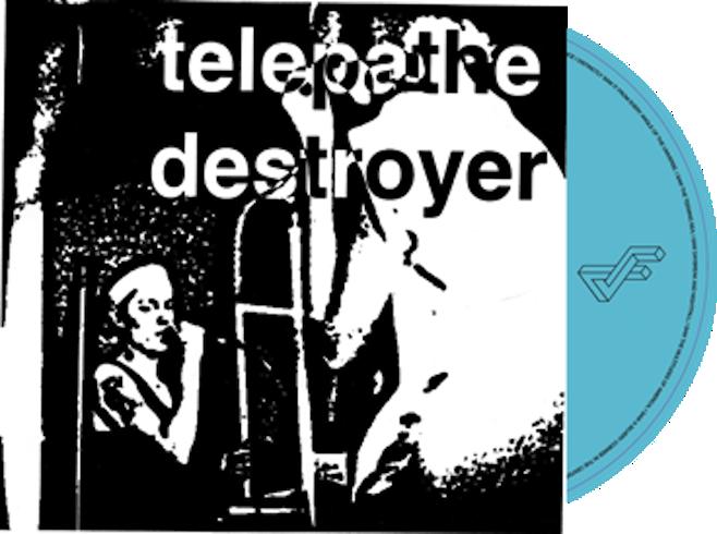 reznorsitekremix New Music: Telepathe   Destroyer (Trent Reznor Remix)