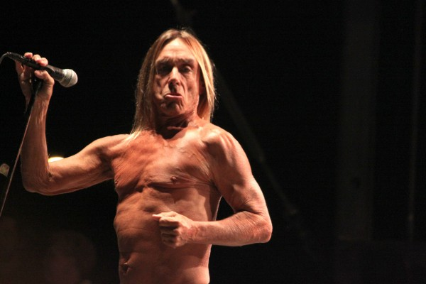 riot fest sun iggy 2 e1347865202857 Iggy Pop and the Stooges finish first album in five years, Ready to Die