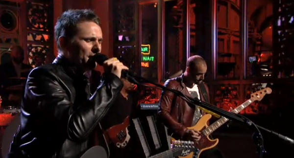 Muse SNL