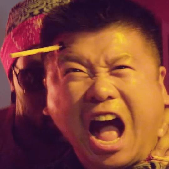RZA Black Keys Baddest Man video