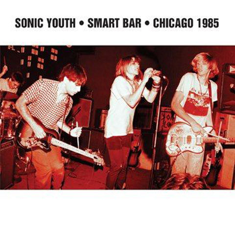 sonic youth chicago smart bar Preview Sonic Youths new live album