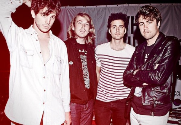 The Vaccines announce U.S. tour dates