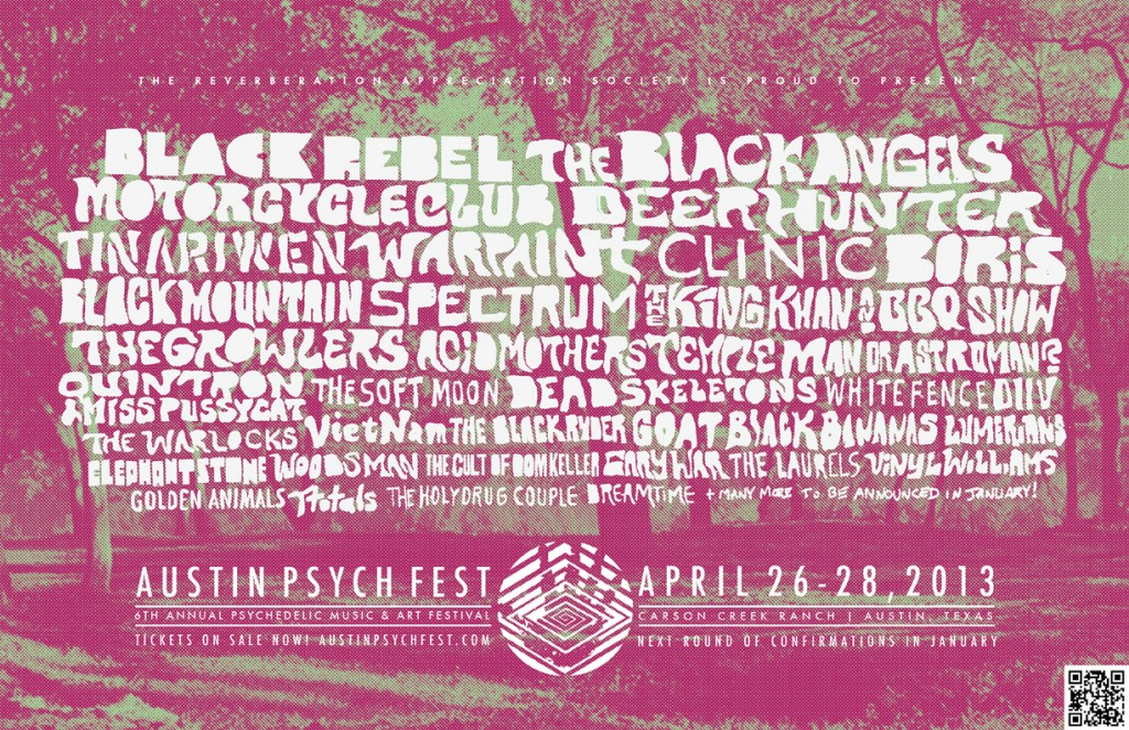 apf2013 first announce web 1024x662 Austin Psych Fest 2013 reveals preliminary lineup