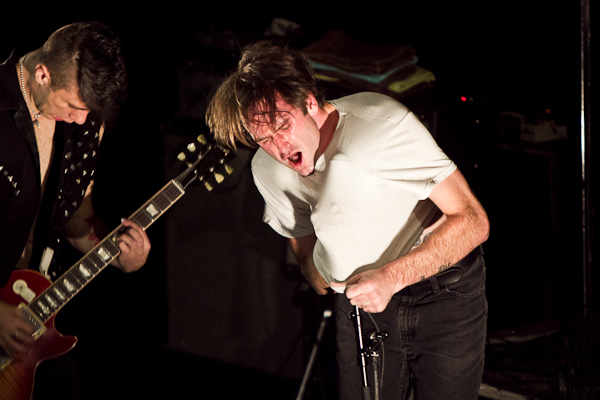 ceremony 2012 larson 2 Live Review: Titus Andronicus at Chicagos Metro (11/25)