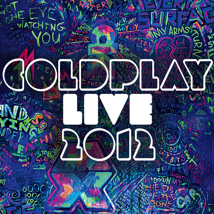 coldplay live 2012 Preview Coldplays Live 2012 with Paradise