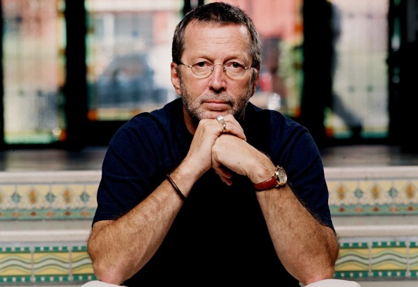 eric clapton 2012 e1353338173399 Eric Clapton nabs Alman Brothers, Gary Clark Jr., John Mayer for Crossroads Guitar Festival 2013