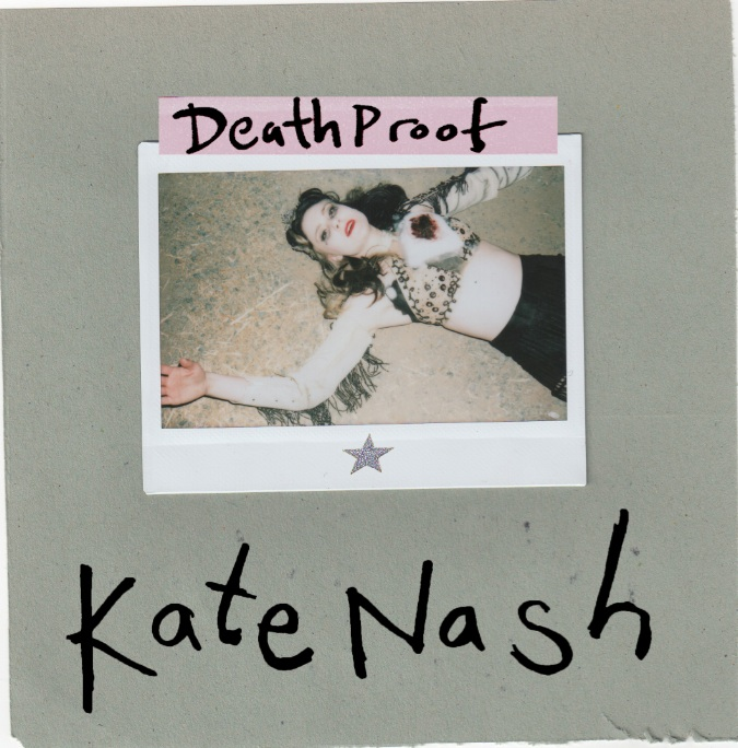 katenash deathproof Kate Nash announces new EP and fan funded album