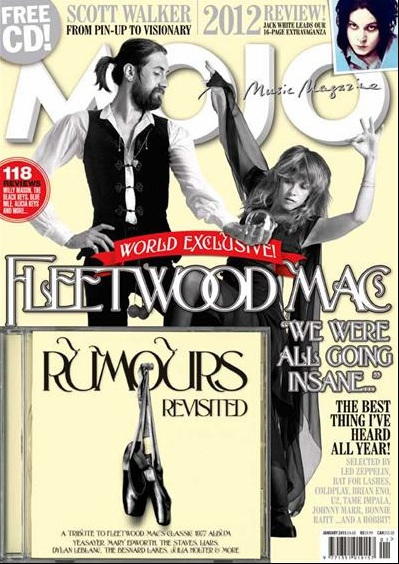 mojo fleetwood covers Listen to Yeasayer and Liars cover Fleetwood Macs Rumours