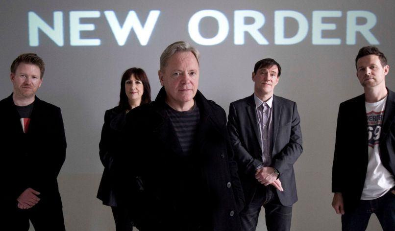 New Order Interview 2012
