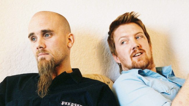 nick josh reunite Nick Oliveri reunites with Queens of the Stone Age