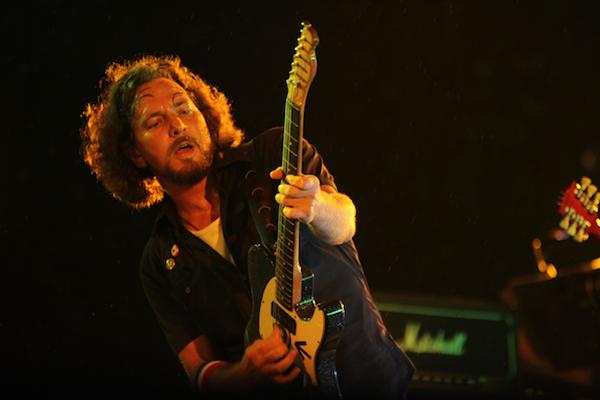 Pearl Jam announces
