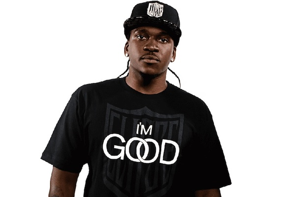 pusha t Pusha T references The Wire in the title of his debut solo album