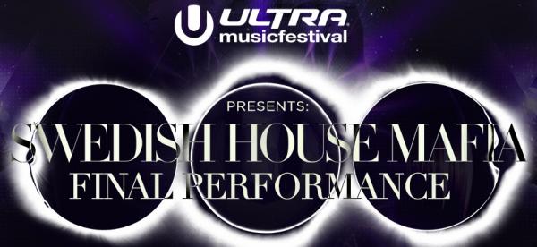 Swedish House Mafia Ultra