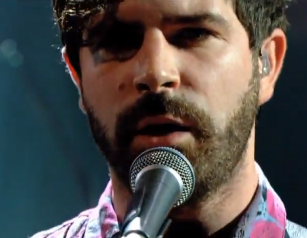 screen shot 2012 11 14 at 9.16.55 am e1352906293653 Video: Band of Horses, Foals, and Ellie Goulding on Jools Holland