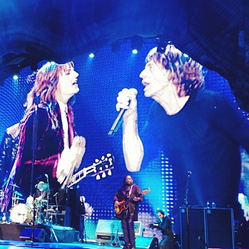 Florence Welch The Stones