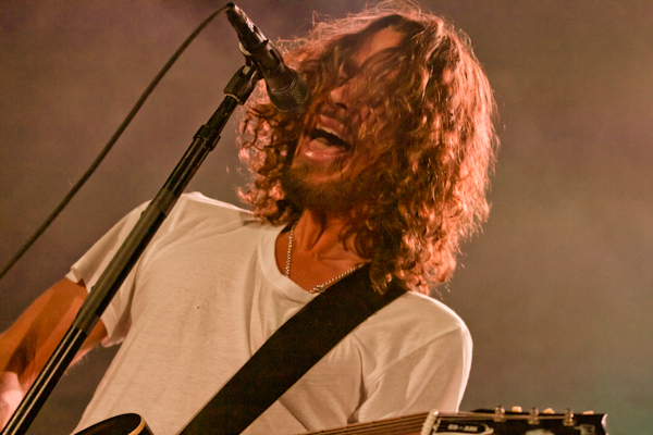 soundgarden 2012 debi del grande In Photos: Soundgarden at Los Angeles The Fonda (11/27)