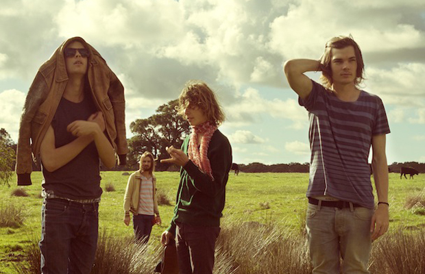 tameimpala2012 Tame Impala announces 2013 tour dates