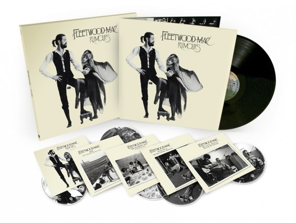 FleetwoodMacRumoursDeluxe e1355322290559 Fleetwood Mac to reissue Rumours for 35th anniversary