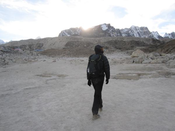 Follow G. Love and Brett Dennen as they travel along Mt. Everest (Journal Entry #4)