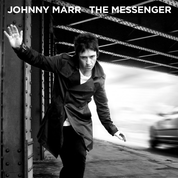 johnny marr the messenger 600x600 New Music: Johnny Marr   The Right Thing Right