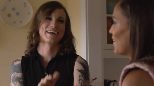 laura jane grace mtv hive Against Me!s Laura Jane Grace appears on MTVs House of Style