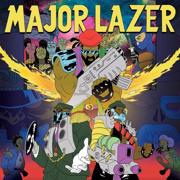 Major Lazer reveals Free the Universe tracklist, Jah No Partial video