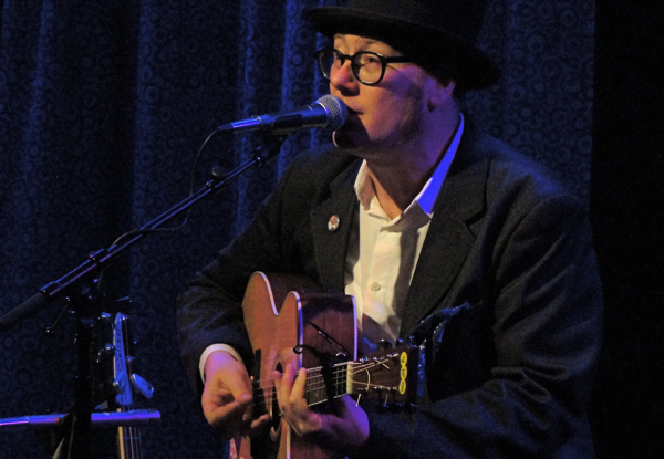 mike doughty 600 Live Review: Mike Doughty at Chicago's City Winery (12/10)