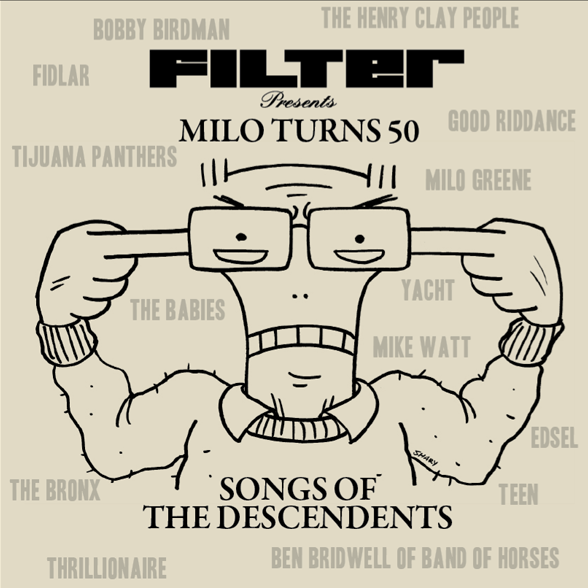 milo compilation cover bands 590x588 FIDLAR covers Descendents Suburban Home