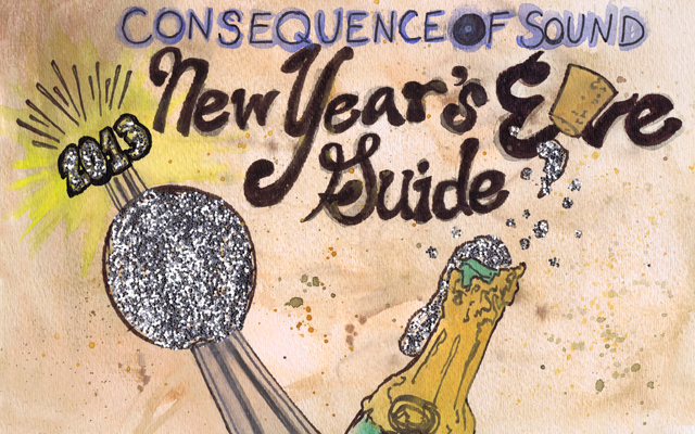 new years eve 2013 sm New Years Eve 2012 Concert Guide