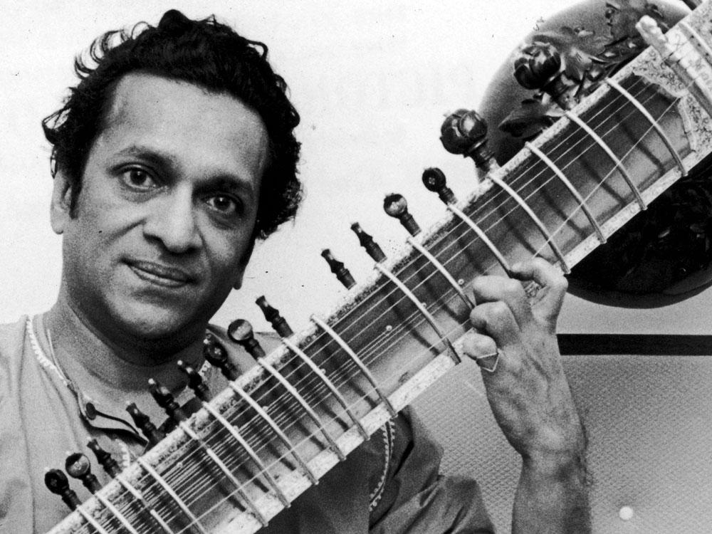 ravi shankar rip R.I.P. Ravi Shankar