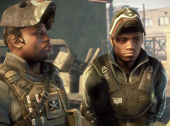 Big Boi and B.o.B. appear as characters in Army of Two: The Devils Cartel video game