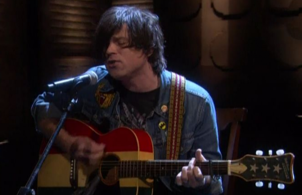 ryan adams 600conan e1355465609496 Video: Ryan Adams on Conan