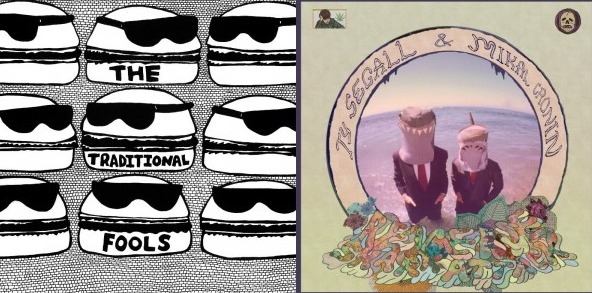 segallalbumcoversmain Two early Ty Segall albums reissued