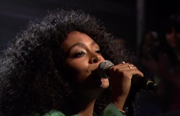 solange knowles 600 e1355208948129 Video: Solange Knowles on Jimmy Fallon