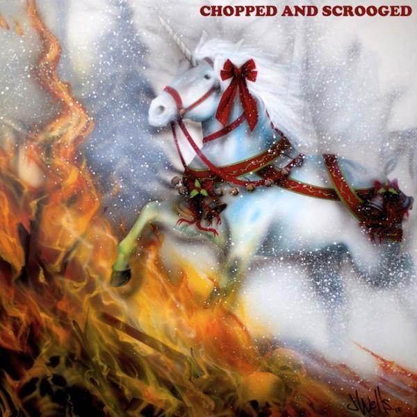 sufjan chopped and scrooged e1355242796211 Sufjan Stevens Christmas Rap Mixtape is a real thing