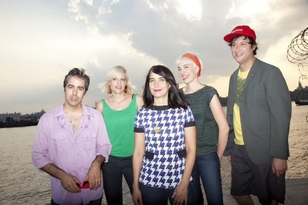 Listen to Girls Like Us, a song from Kathleen Hannas band The Julie Ruin