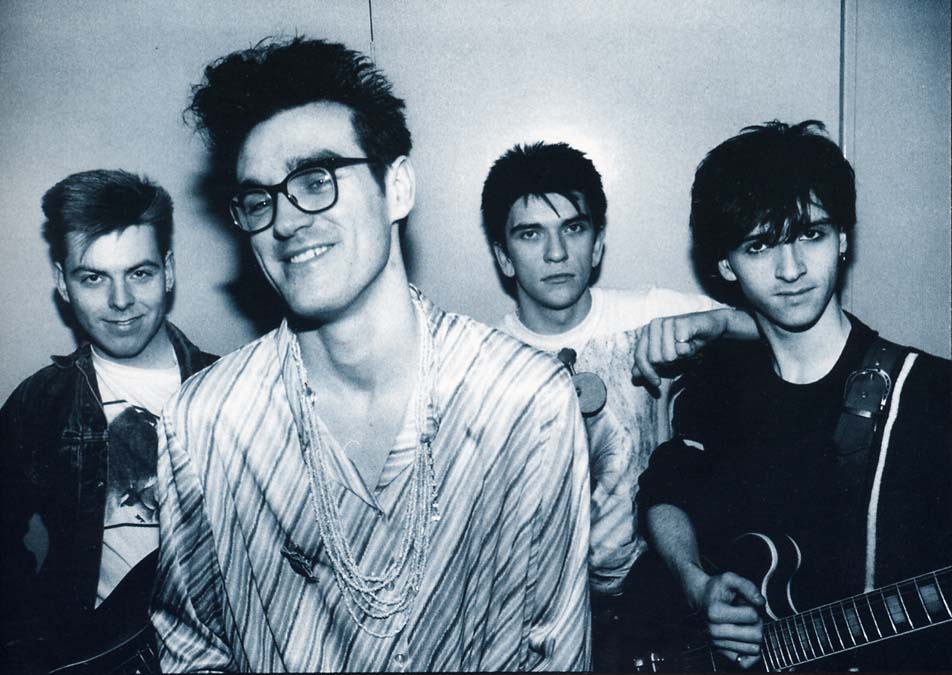 the smiths Coachella shares dream headliners, still trying to book The Smiths