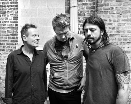 them crooked vultures Dave Grohl rules out touring with Queens of the Stone Age