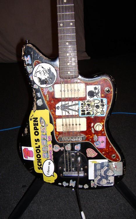 thurston moore guitar stolen Thurston Moores Sonic Youth guitar stolen in Philadelphia