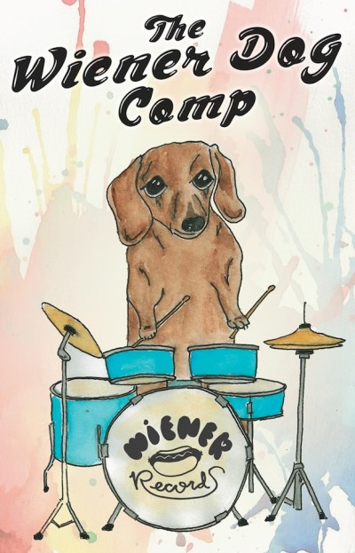 wiener dog cover e1354659948451 Thee Oh Sees, King Tuff, Redd Kross, and more contribute music to benefit sick puppy