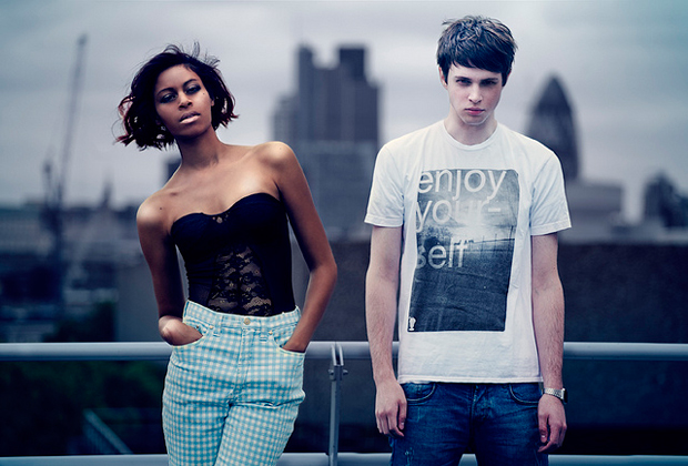 alunageorge Listen to AlunaGeorges cover of I Wanna Be Like You from The Jungle Book