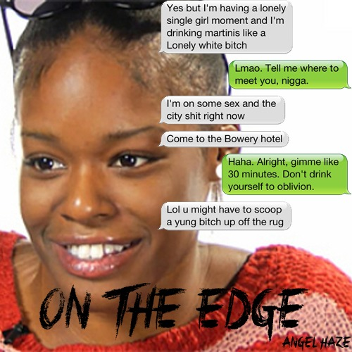 angel haze on the edge Angel Haze disses Azealia Banks with new track On the Edge