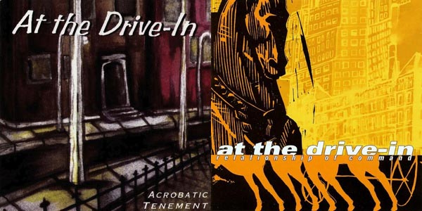 atdi reissues At the Drive In reissues Acrobatic Tenement and Relationship of Command