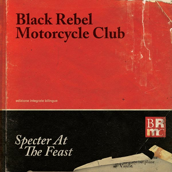 black rebel motorcycle album cover Black Rebel Motorcycle Club announce new album, Specter at the Feast
