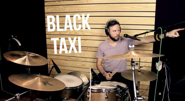 black taxi Off the Avenue: Black Taxi