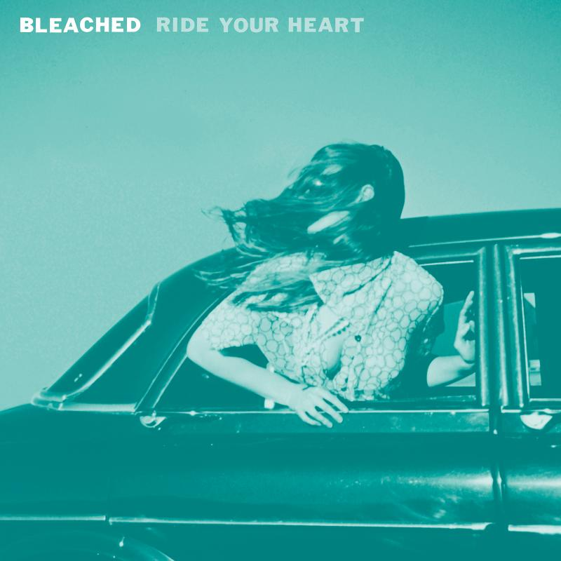 bleached ride your heart See unused album artwork for Bon Iver, Phosphorescent, Foxygen, and others